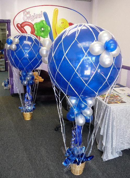 Balloons - Check!