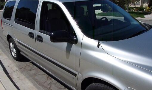 Minivan - Check!