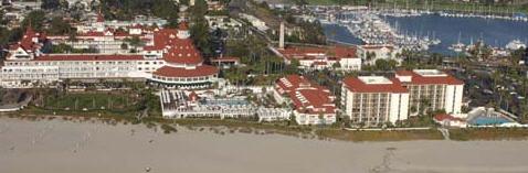 Hotel Coranado, San Diego